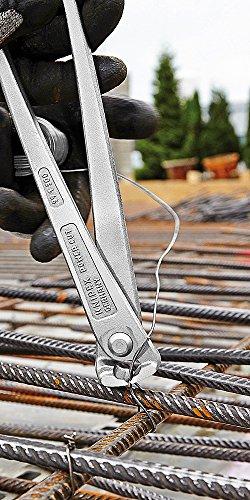 KNIPEX 99 11 300 Kraft-Monierzange hochübersetzt schwarz atramentiert mit Kunststoff überzogen 300 mm - 4