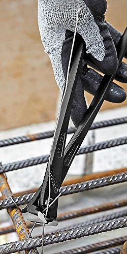 KNIPEX 99 11 300 Kraft-Monierzange hochübersetzt schwarz atramentiert mit Kunststoff überzogen 300 mm - 5