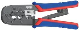Knipex 975110SB Crimpzange für Westernstecker 1531839 -