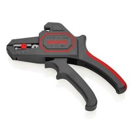 Knipex 12 62 180 - automatische Abisolierzange -