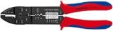 Knipex 97 22 240 - Crimpzange und Universalzange in einem -