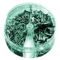 Aderendhülsen-Streudose unisoliert 0,5 - 2,5 mm2 -