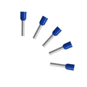 Fafada 400tlg 0,5-6mm Aderendhülsen Kabelschuhe Pin Endklemme Sortiment Draht Kupfer Crimp Verbinder Isoliert Copper -