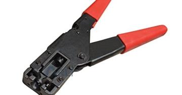 Kompressionszange 20 F Kompressionsstecker ABISOLIERER Kompressions Stecker Set -