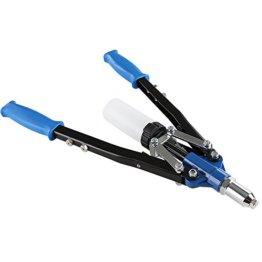 Nietzange Blindnietzange inkl. Auffangbehälter und Schraubenschlüssel -