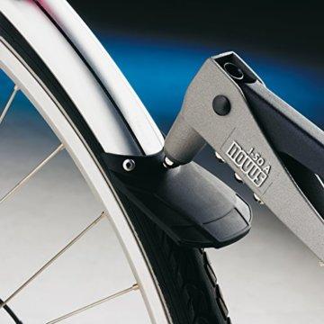 Novus Blindnietzange J-50  im Set inkl. Koffer, leichte Blindnietzange aus Aluminium für gelegentliches Arbeiten, Griffsicherung und Rückholfeder für 1-Hand-Bedienung, Inkl. je 15 Aluminium Blindniete A2,4, A3, A4 und A5, 032-0037 -